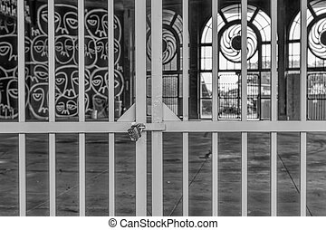 Historic Asbury Park Carousel and Casino House at the Jersey...