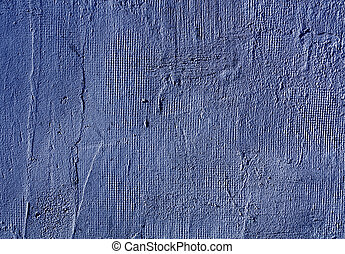 Blue cement wall texture. - blue cement wall texture....