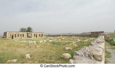 Pasargad Mozaffarid caravansarai - Mozaffarid caravansarai...