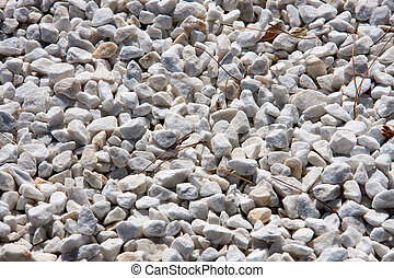 Abstract background with pebbles - sea stones
