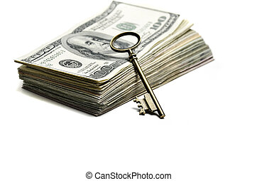 Cash and Key for Wealth and Riches - Wealth and riches...