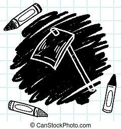 Hoe doodle