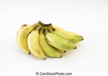 Indian yellaki bananas - Bunch of Indian yellaki bananas