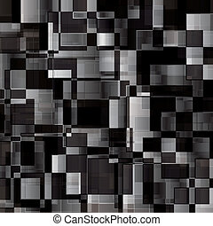 Black white and grey abstract background