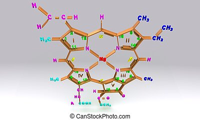 Chlorophyll_c structure_top - Chlorophyll c is unusual...