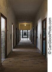 Dachau Nazi Concentration Camp - Germany - Dachau...
