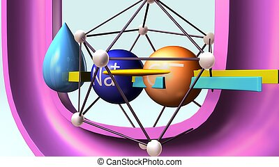 H2O & Nacl release_closeup - H2O & Nacl release