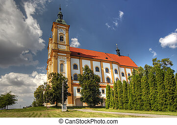Pilgrimage Church of the Purification of the Virgin Mary -...
