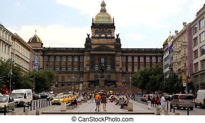 Prague Wenceslas Square 32
