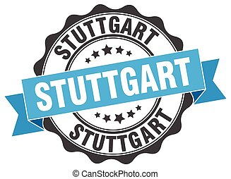 Stuttgart round ribbon seal