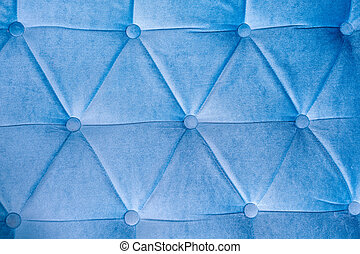 blue leather texture with rivets