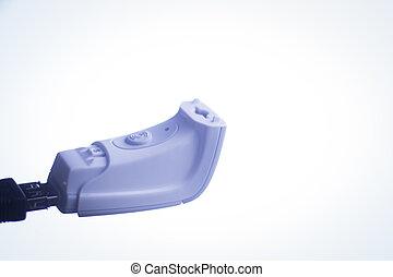 vibrator, 牙齒, 括起來