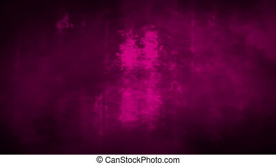 Violet abstract looping background