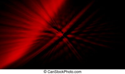 Red light streaks looping abstract background - Animated red...