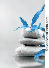 zen, pierres