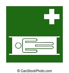 Fire emergency icons. Vector illustration. - Vector fire...