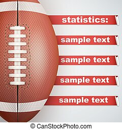 Background of Statistics American Football - Background of...