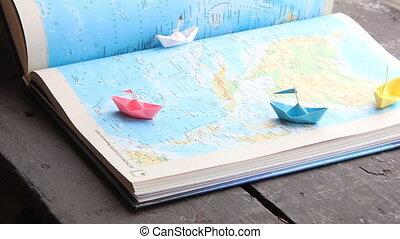 vacation deals or tourism, journey idea
