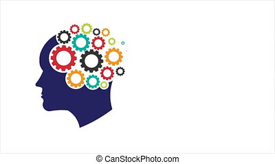 Head Gears. Abstraction of Thinking Mind, Memory Training,...