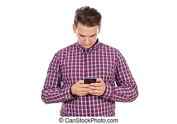 Cellphone addiction within young generation - Picture of a...