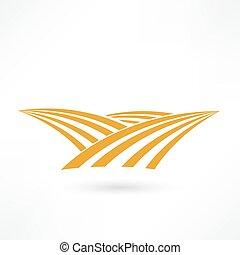grain field icon