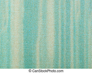 Abstract texture of synthetic leather, turquoise background.