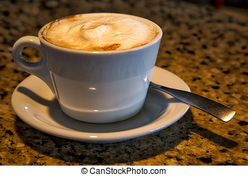 Nadoccino - This cappucino is not in Italy, it's in...