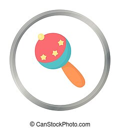 Beanbag cartoon icon. Illustration for web and mobile...