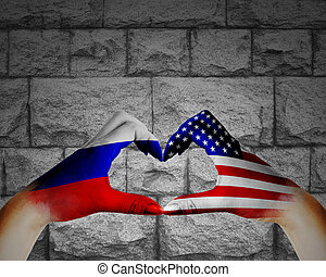 Russian friendship and America