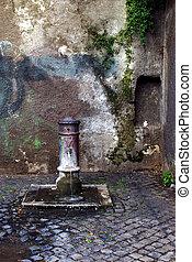 Passeggiando per le vie di Roma - Nelle strade di Roma anche...