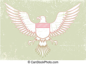 coat-of-arms bird