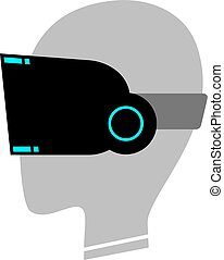 virtual reality glasses design - design of virtual reality...