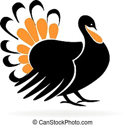 Turkey Thanksgiving Symbol