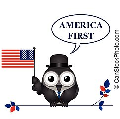 America First pledge - America First presidential...