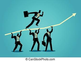 Teamwork For Success