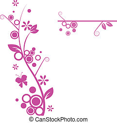 floral designs - floral pattern for wallpaper, templates and...