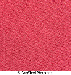 Red fabric texture for background. Useful as background for design-works.