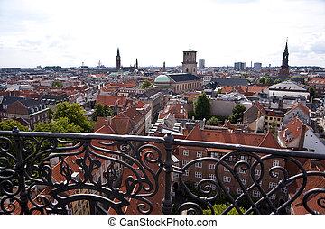 Copenhagen - Skyline of Copenhagen