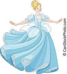 The Ball Dance of Cinderella - The royal ball dance of...