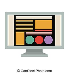 Isolated computer and website design