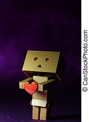 Danbo - It is a cute toy