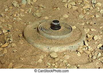 IED, landmine