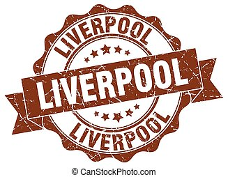 Liverpool round ribbon seal