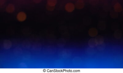 Abstract colorful blurred background with blue color as main