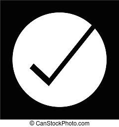 Correct icon
