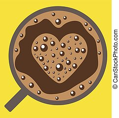Coffee with love image