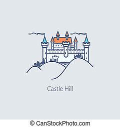 Castle Hill, Design Element - Castle Hill, Logo Design...