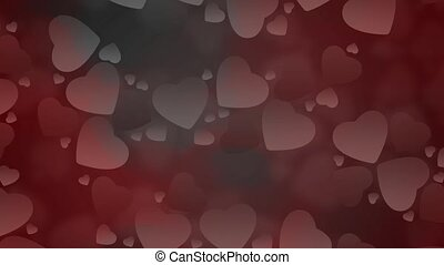 Valentine Background 3 - Valentine's theme background with...