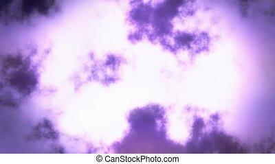 Fast Turbulence Transition - Fast moving turbulence...