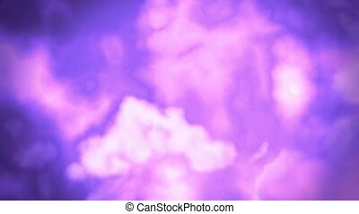 Turbulence Transition Blurred - Turbulence burn/light leak...